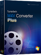 Tune4win M4V Converter Plus